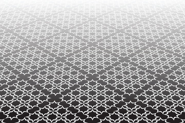 Checked lacy surface. Abstract textured geometric  background.