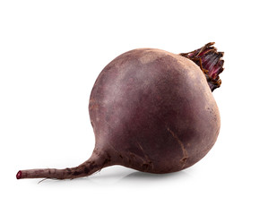 Beets red