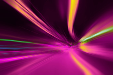 Purple abstract light background