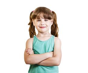 Girl 6-7 years