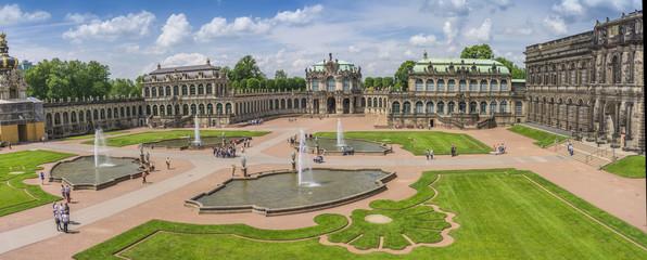 Dresden - Zwingergarten