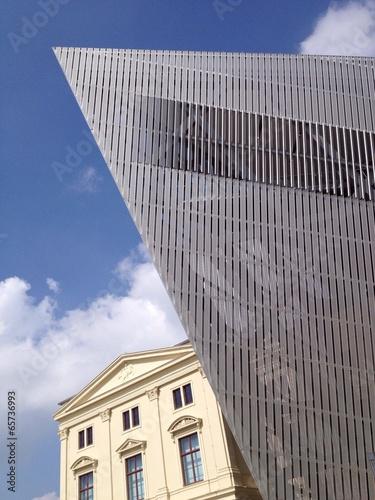 canvas print picture Arsenalhauptgebäude