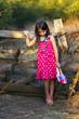Little girl - portrait