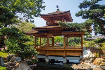 Chi Lin Nunnery Temple Park