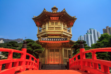 Chi Lin Nunnery Temple