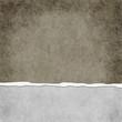 Square Light Brown Grunge Torn Textured Background