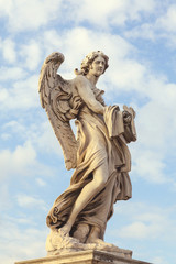Roman Angel Statue
