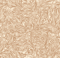 Hand-drawn background fiber.