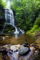 Upper Catabwa Falls 4