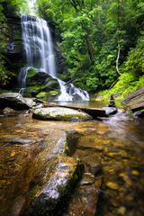 Upper Catabwa Falls 5