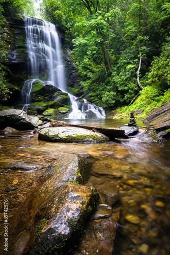 Upper Catabwa Falls 5 - 65742576