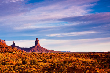Monument Valley Pinnacle