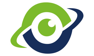eye & health logo icon