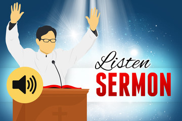 Listen Pastor Church sermon and podcast