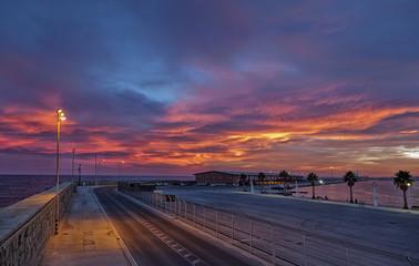 Harbour. Alicante, Spain