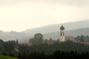 bayrischer Wald bei Röhrnbach