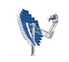 Solar Dish Engine