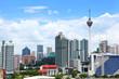 Kuala Lumpur downtown