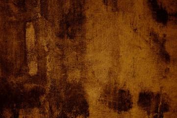 Ungleichmäßiger Grunge Hintergrund: braun