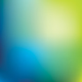 Fototapety Abstract vector background, color gradient