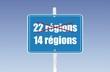 panneau 14 régions