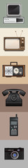 Retro electronic devices
