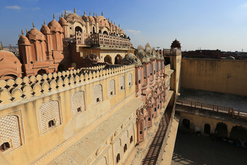 Hawa Mahal, Pink City, Jaipur, India