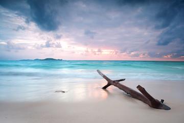 Sommernacht auf den Seychellen