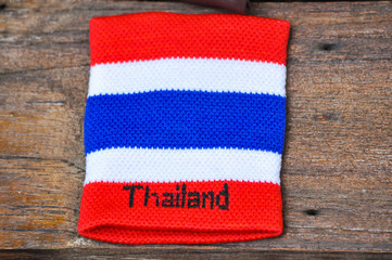 Thai cotton wristband