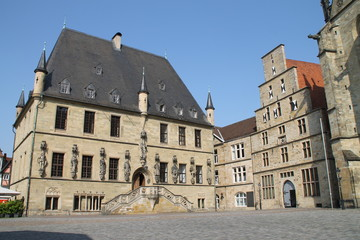 Der Osnabrücker Marktplatz