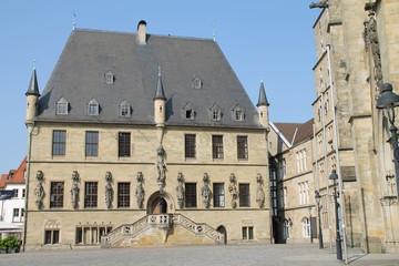 Das Osnabrücker Rathaus
