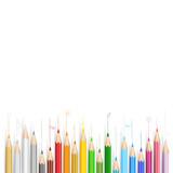 色鉛筆 落書き メッセージ
