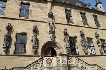 Fassade des Osnabrücker Rathauses