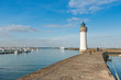 Lighthouse in Quiberon
