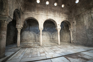 11th century Arab Baths