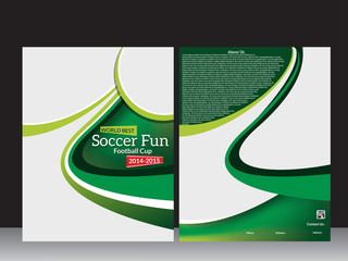Football Flyer Template