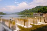 check dam in Taiwan