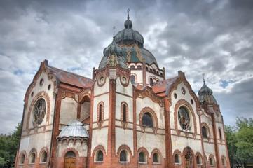 Serbia - Subotica synagogue