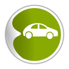 Icône de voiture