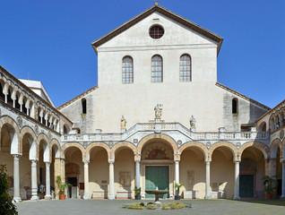 Salerno - Cattedrale metropolitana di Santa Maria degli Angeli