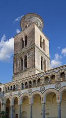 Cattedrale di Salerno - Campanile arabo-normanno