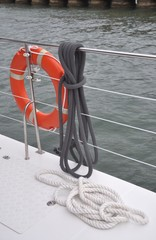 Ropes and floater