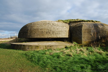 German Bunker of World War II