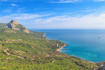 South coast of Crimea