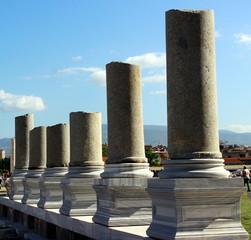 agoraì a Smirne, Grecia