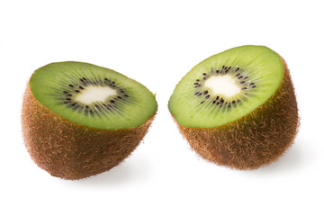 fresh sliced ​​kiwi