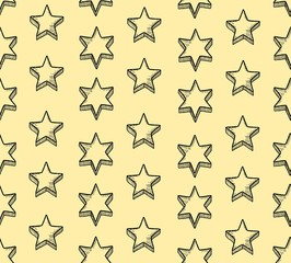 Star background for Christmas