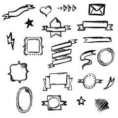 Hand Draw Symbols