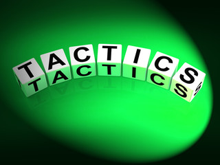 Tactics Dice Show Strategy Approach and Technique
