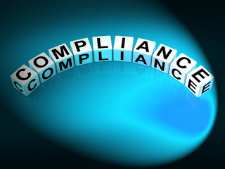 Compliance Letters Mean Agreeing To Rules And Policy